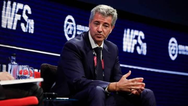 Gil Marín en la WFS: publicó hoy una carta a los socios.