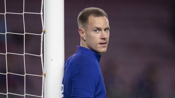 "Ter Stegen: ""People laugh when I tell them I don't know anything about football"""
