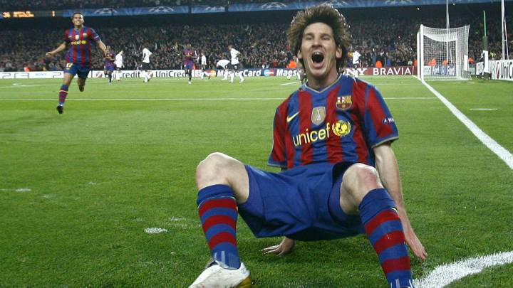 10 años del Messi de Playstation