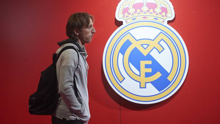 Modric set to stay with Real Madrid through to 2021