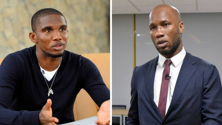 "Coronavirus: Eto'o, Drogba fuming at doctors' ""racist"" and ""disgusting"" proposal for Africa"