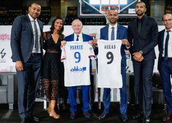 Former NBA star Parker could replace Aulas as Lyon president