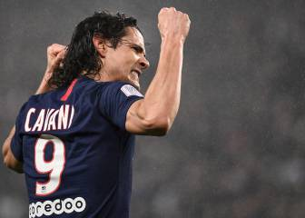 PSG: Cavani hasn't totally ruled out Atlético Madrid move