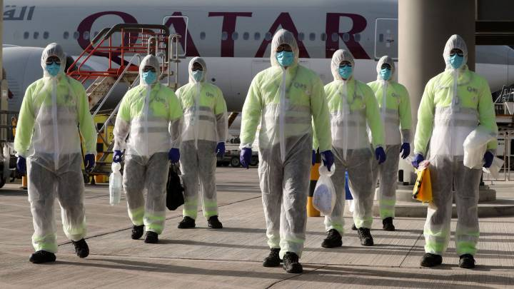 Qatar World Cup 2022: No infrastructure workers infected with coronavirus