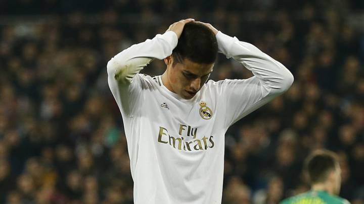 James Rodríguez, la Premier League y la Serie A le esperan
