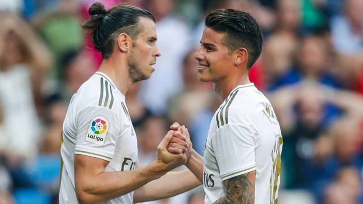 James y Bale, la cara y la cruz