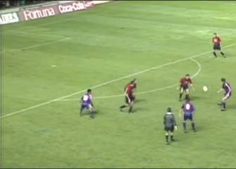 Laudrup and Romario turn it on for Barça back in 1993
