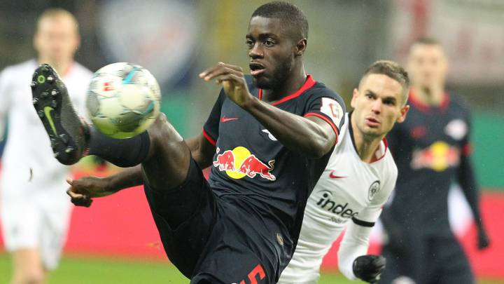 Real Madrid: Zidane asks club for RB Leipzig's Upamecano
