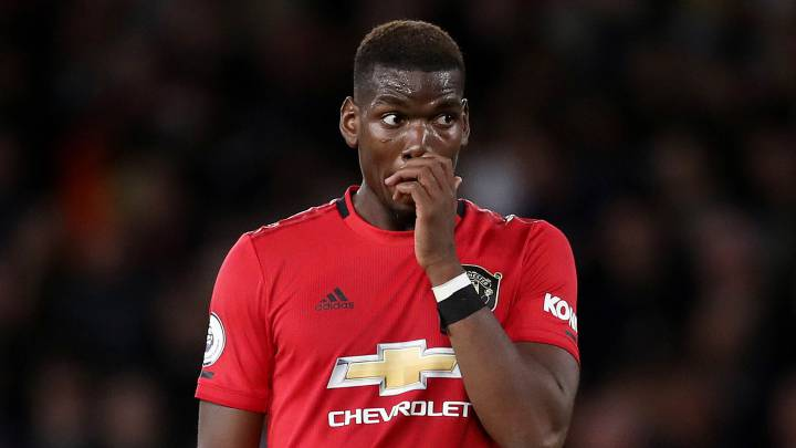 "Paul Pogba: ""I've been frustrated for a long time now"""