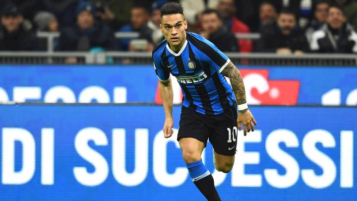 "Lautaro's agent: ""There's a very big chance that he will join Barcelona"""