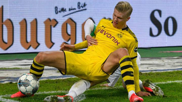Erling Haaland's future not at Real Madrid, Bild reports