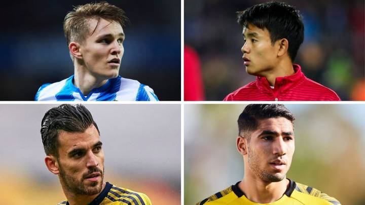 Odegaard, Achraf, Bale, James: Real Madrid's plan to save €145m