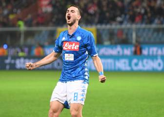 Real Madrid ready to put in a bid for Napoli's Fabián Ruiz