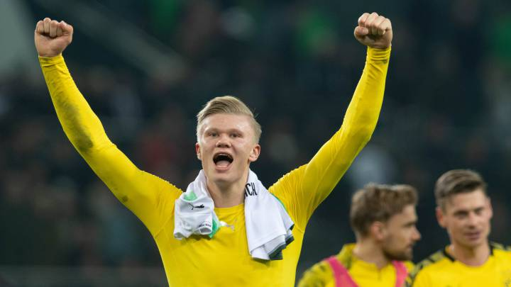Haaland: Real Madrid best-placed to sign Borussia Dortmund striker