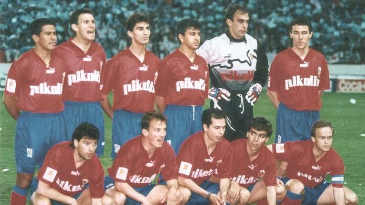 Real Zaragoza La cuarta Copa, por Teledeporte - AS.com