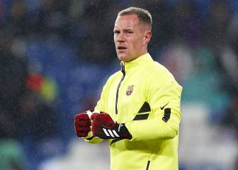 Renewing Ter Stegen's contract will be a tough task for Barça