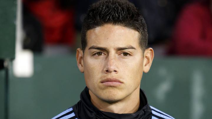 "Real Madrid: ""James needs to go where a coach wants him, not as a president's whim"""