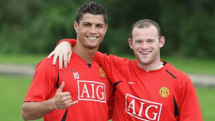 """El delantero internacional inglés Wayne Rooney elige a Lionel Messi por encima de Cristiano Ronaldo, aunque elogia a ambos jugadores: """"No los habrá igual""""."""