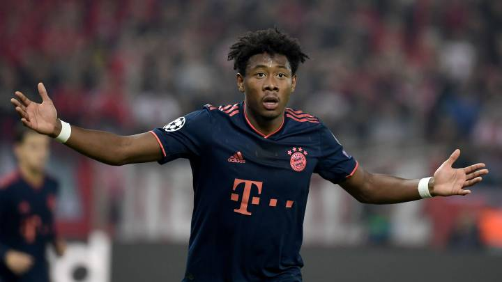 Real Madrid: Zidane gives the green light for Alaba says Bild