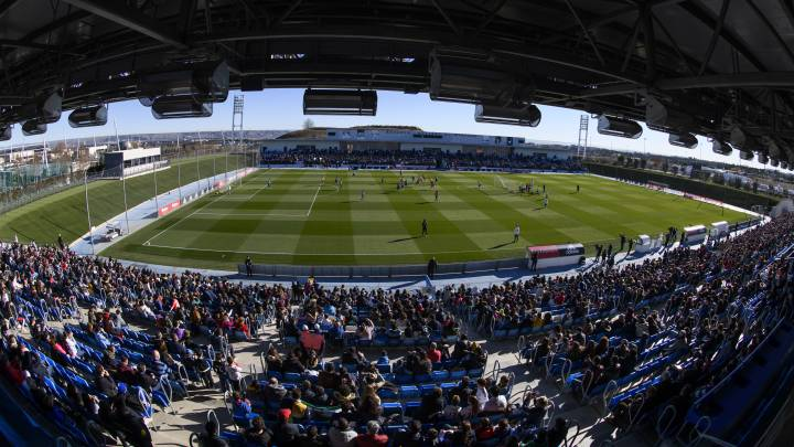 Real Madrid study playing remaining home games at Estadio Alfredo di Stéfano