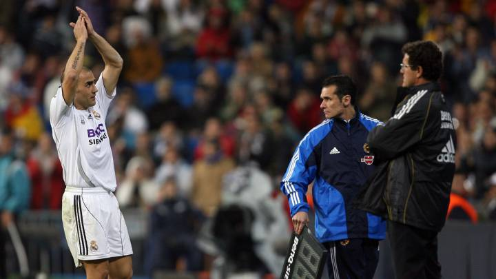 "Fabio Cannavaro recalls stressful start to life at Real Madrid: ""I told Capello I couldn't take any more"""