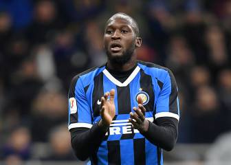 Lukaku hints at Inter Milan coronavirus cluster