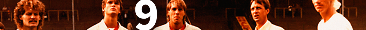 Cruyff: 14 momentos del '14' 13