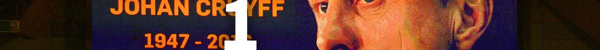 Cruyff: 14 momentos del '14' 1
