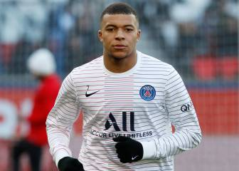PSG's plan to keep Mbappé in check