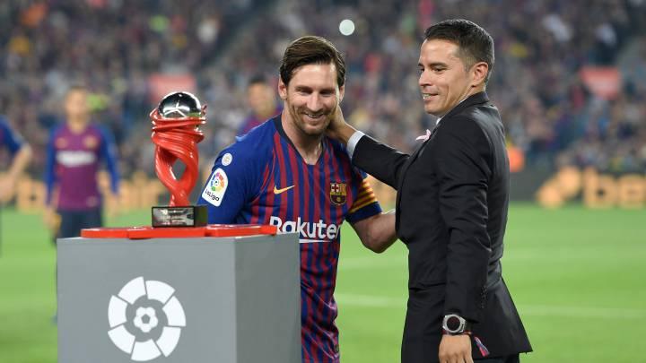 """Saviola: """"Lautaro puede ser útil para el Barça, pero no es fácil jugar con Messi"""""""