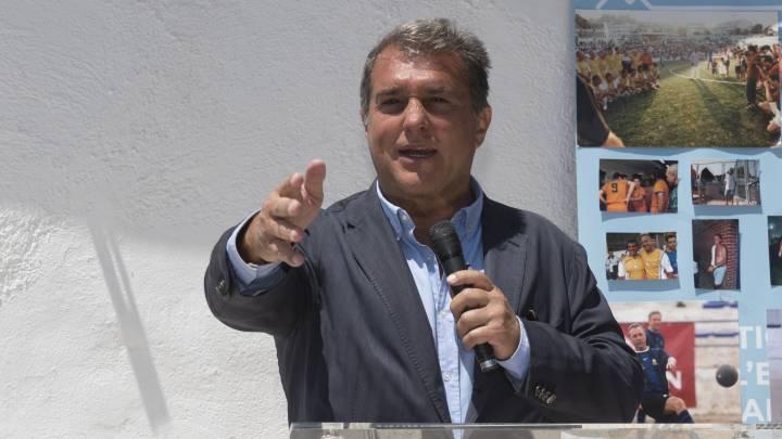 Laporta anunciará antes de finales de año si se presenta a las elecciones del Barça