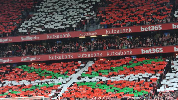 La afición del Athletic también se rebela ante la UEFA