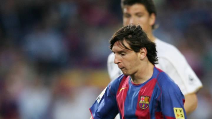 El Albacete fue la primera víctima de Messi y Fernando Torres