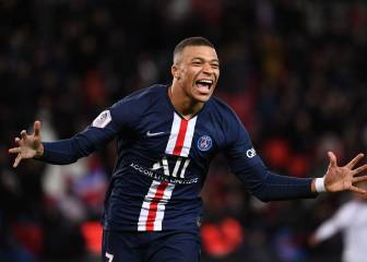 Mbappé considering renewing with PSG