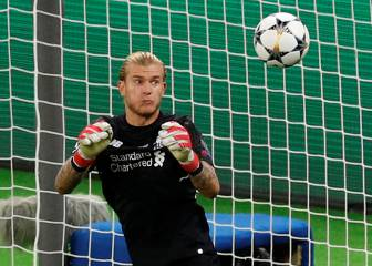 Karius regresa al Liverpool