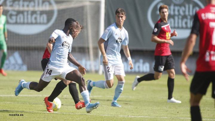 El Celta jugará la Youth League.