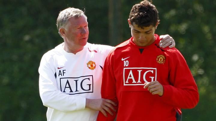 Sin faltas: el método 'salvaje' para que Cristiano jugara a un toque