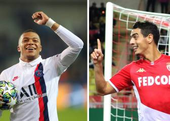 Mbappé calls for Ben Yedder to share Ligue 1 golden boot
