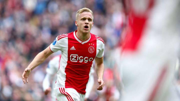 Van de Beek: Real Madrid and Juventus warned no discounts for Ajax star