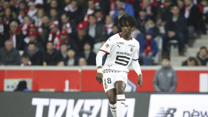 Camavinga: Real Madrid on alert as Rennes face Champions League blow