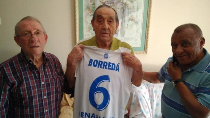 Fallece Gonzalo Borredá, el medio que secó a Di Stéfano