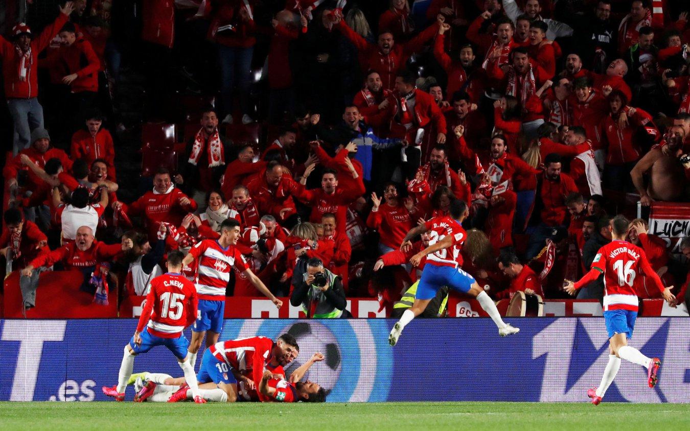 Celebración del Granada