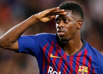 Barcelona: Dembélé, trapped in no man's land