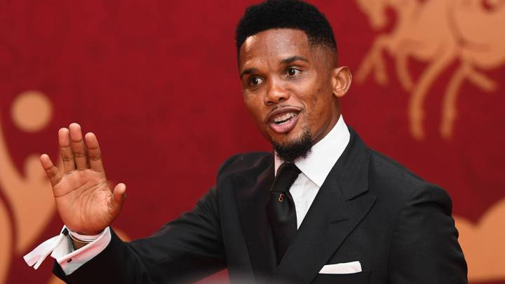 Eto'o: Only Ronaldo 'O Fenômeno' was a better striker than me