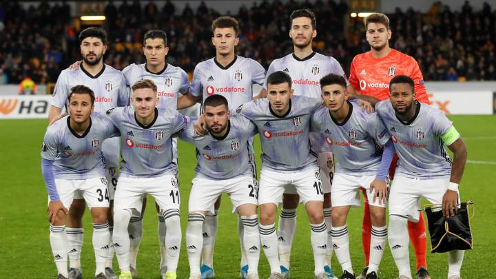 Besiktas confirm 8 positives after coronavirus testing