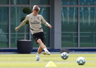 Kroos explains the importance of Bundesliga return success