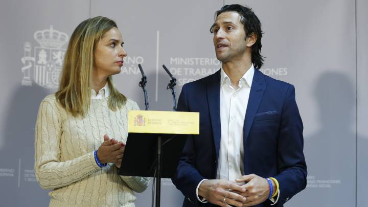 """Futbolistas ON, a Tebas: """"LaLiga también es responsable de que se cumplan los derechos laborales"""""""