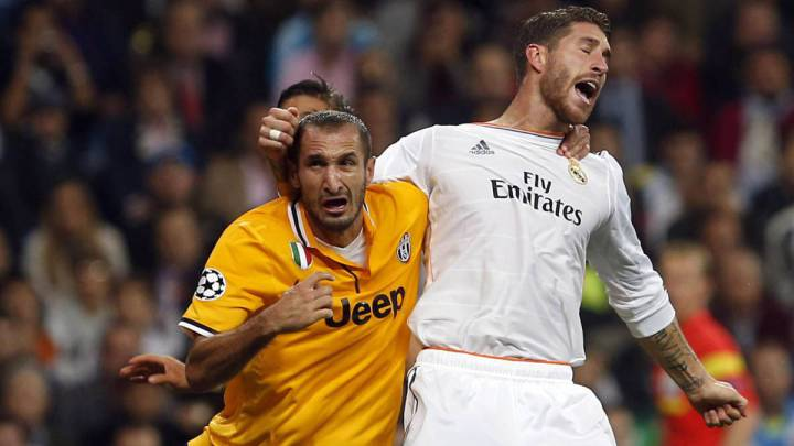 "Real Madrid: Ramos' Salah foul a ""masterstroke"" says Chiellini"