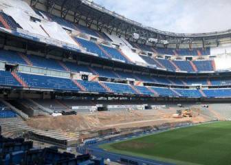 Real Madrid: How the new Bernabéu is evolving from the inside