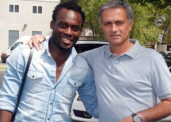 'Stop the bus! I'm off to Madrid' - Essien on last-gasp transfer